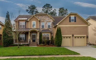 407 Rensford Place, Cary  |  MLS: 2055475