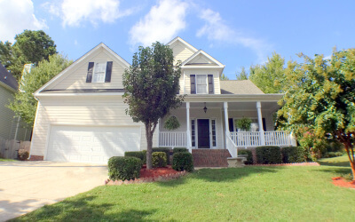 617 Moultonboro Ave, Wake Forest, NC   MLS #: 2148939